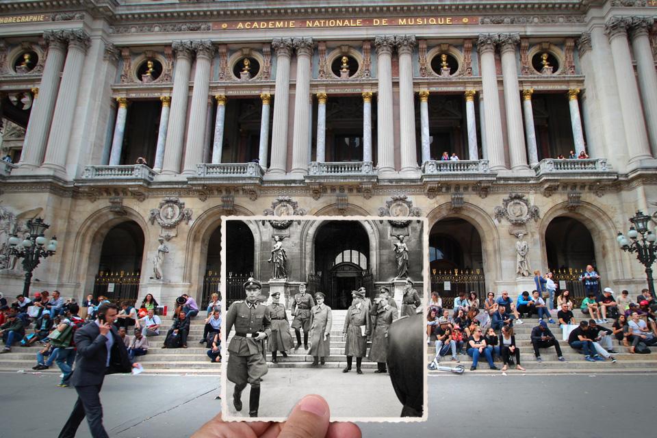 Париж - Окно в историю / Paris Fenêtres sur l'Histoire - Julien Knez.