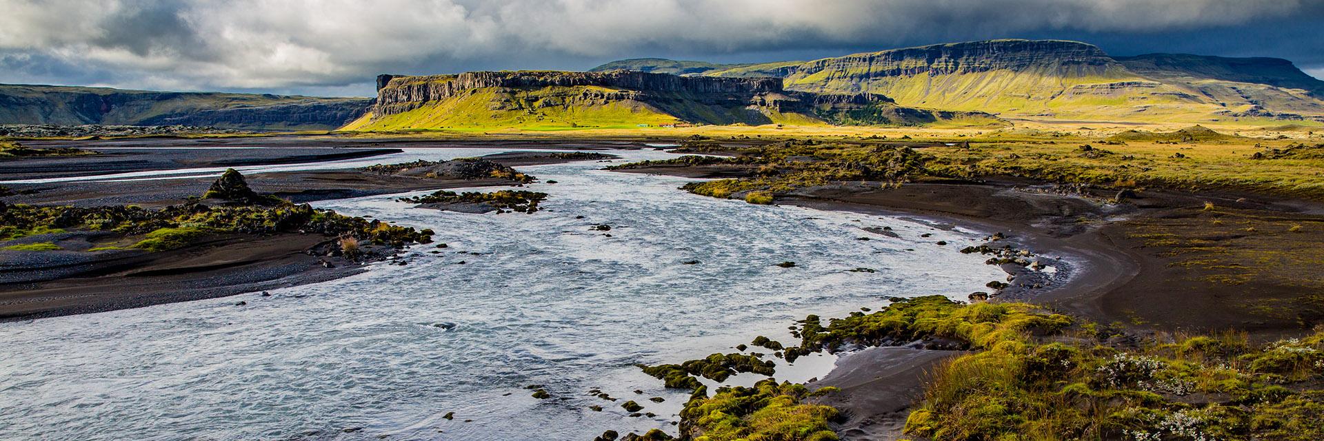 Iceland Landscape 2016 by Roman Nöstler