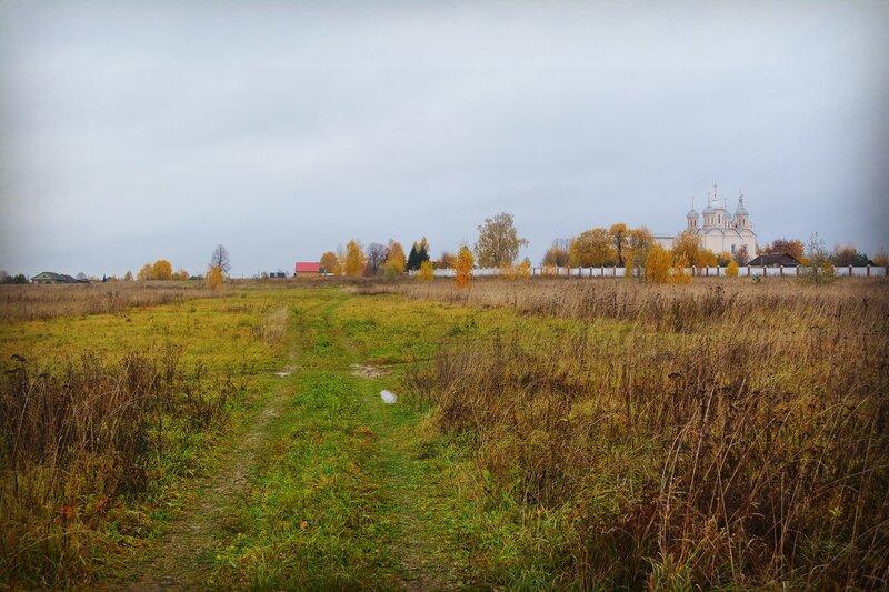 Успенский Паисиево-Галичский женский монастырь, Костромская область...Россия