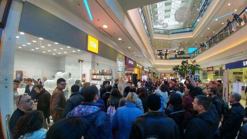 Открыть магазин xiaomi франшиза