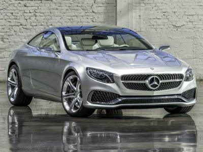 Mercedes отзывает в РФ  сотни купе S-класса