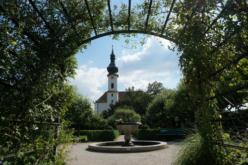 Сад Штарнберга
