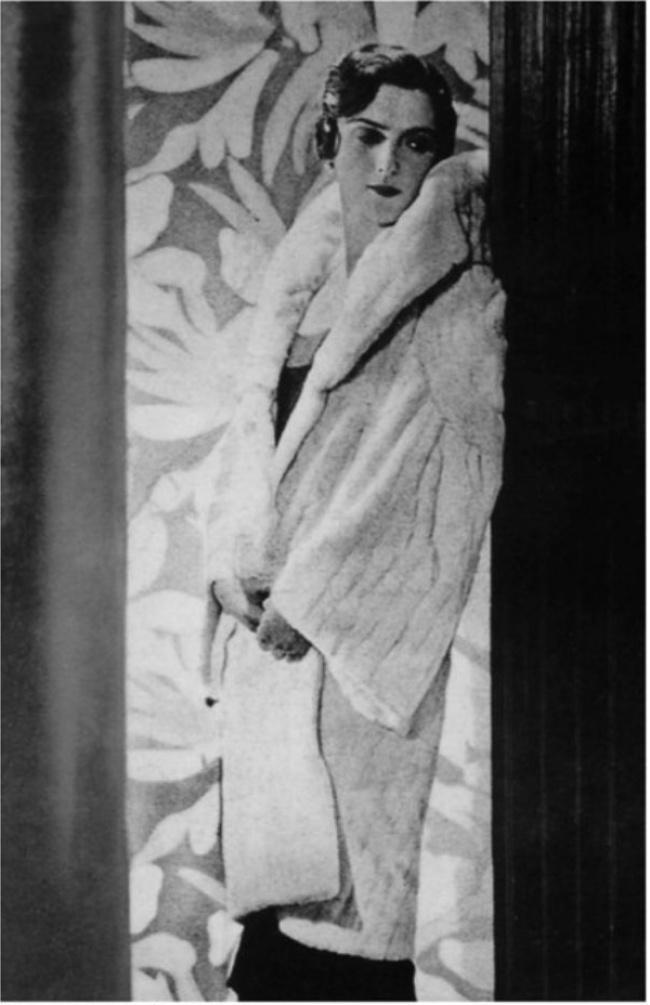 16. Манекенщица Мэри Эристова, Париж, 1929.