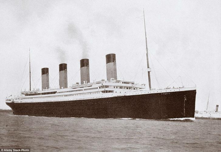 Оригинальный «Титаник» был самым большим кораблем в мире.