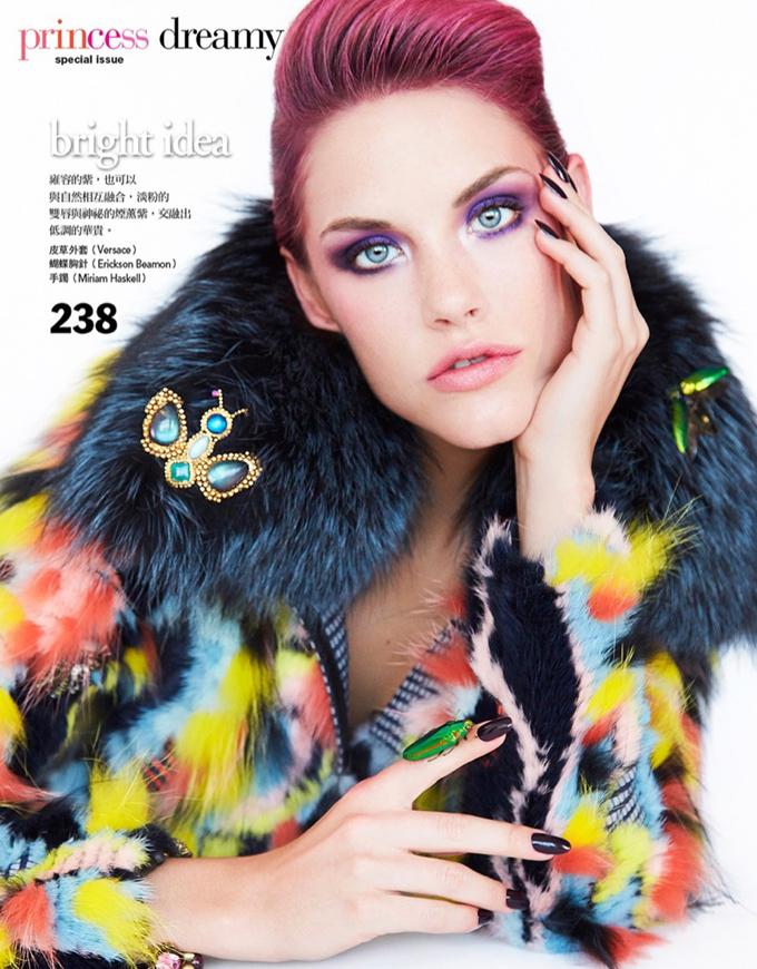 Эшли Смит для Vogue Taiwan