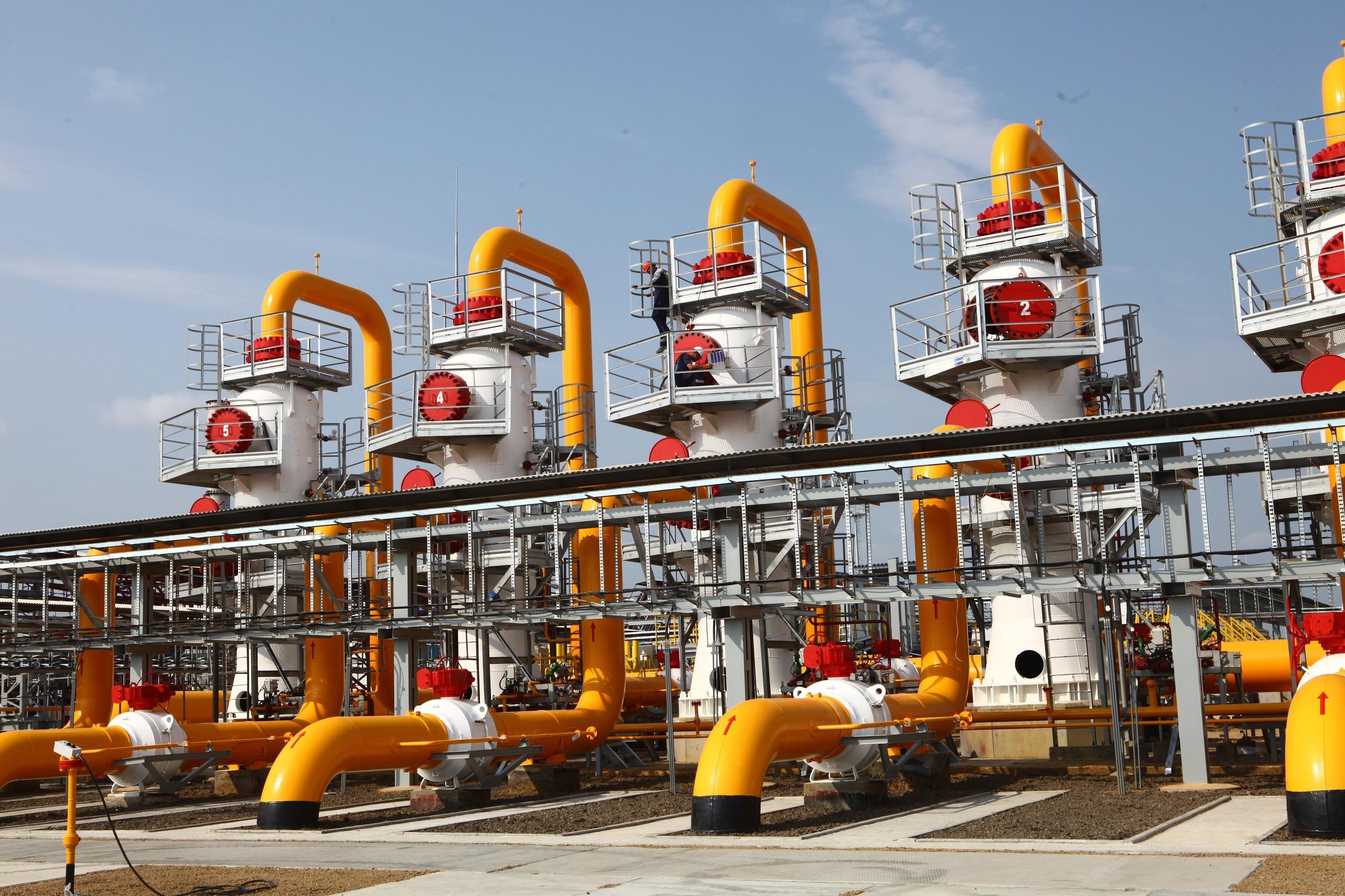 «Газпром» увеличил заявку натранзит газа вЕвропу через Украинское государство
