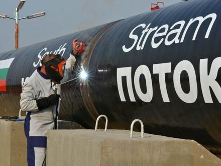 Германский депутат призвал оставить проект «Северный поток-2»