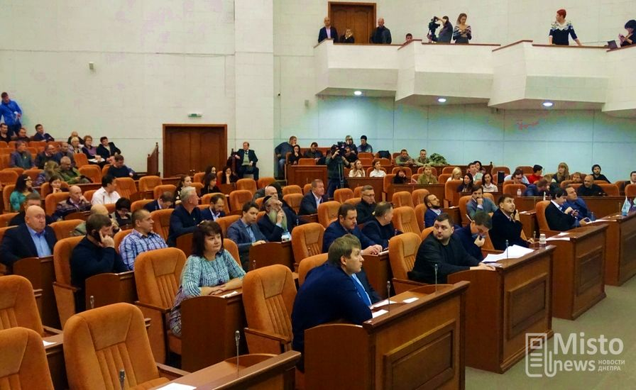 Мэр Днепра Борис Филатов пообещал заморить голодом городских депутатов-лодырей