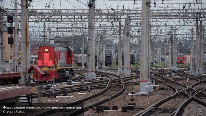 ВНижегородской области 2-х детей сбил поезд