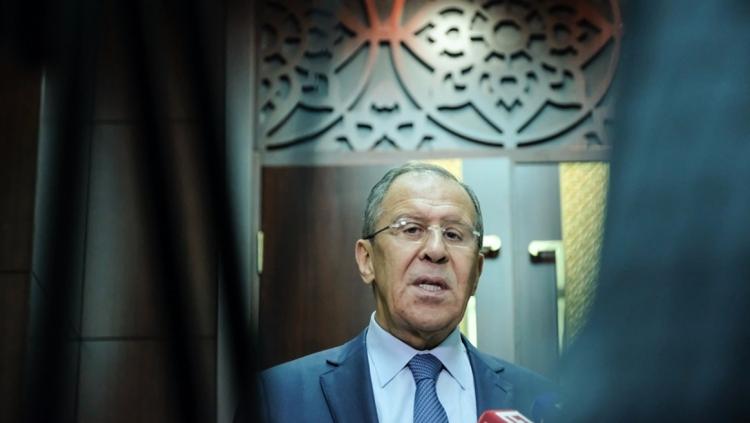 Лавров: РФ готова ответить наобвинения вударах погражданским вСирии