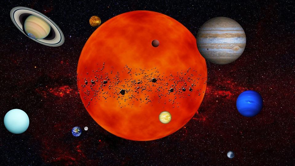 Встоличных школах появится 3D-модель Солнечной системы