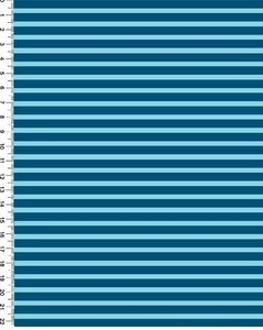 """Рибана, 95хб/5, пенье 180см,220г полоса вывязанная, """"Рибана сине-голубая"""",Цена 460 руб."""