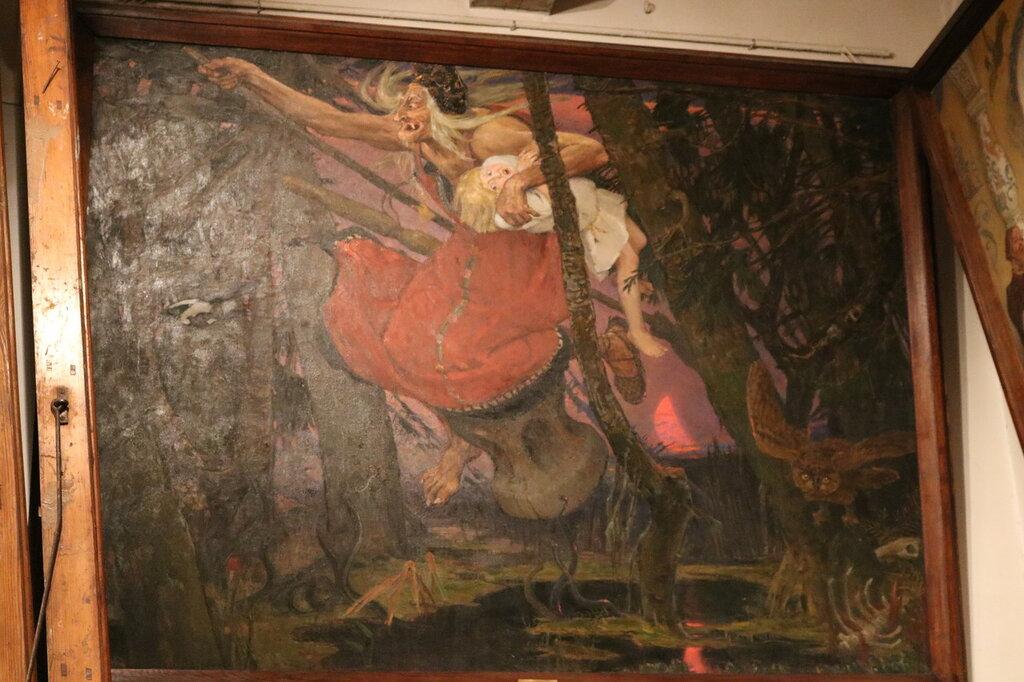Музей Виктора Васнецова в Москве