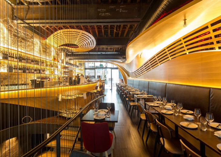 Lot 1 Cafe & Restaurant by Enter Projects