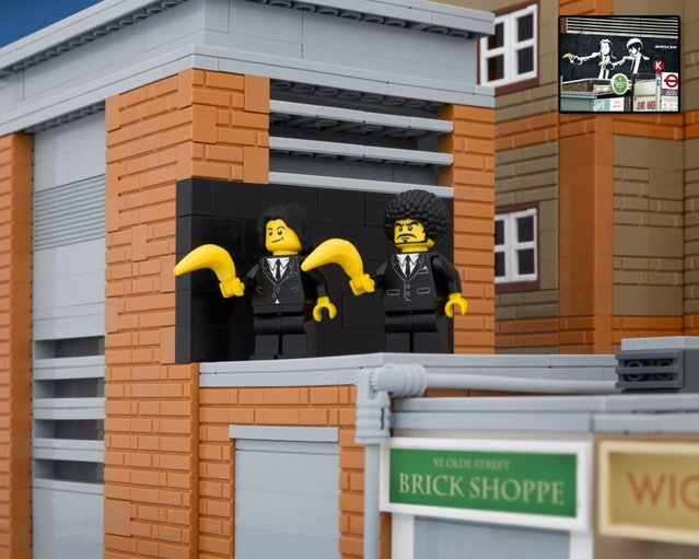 The Brick Fantastic