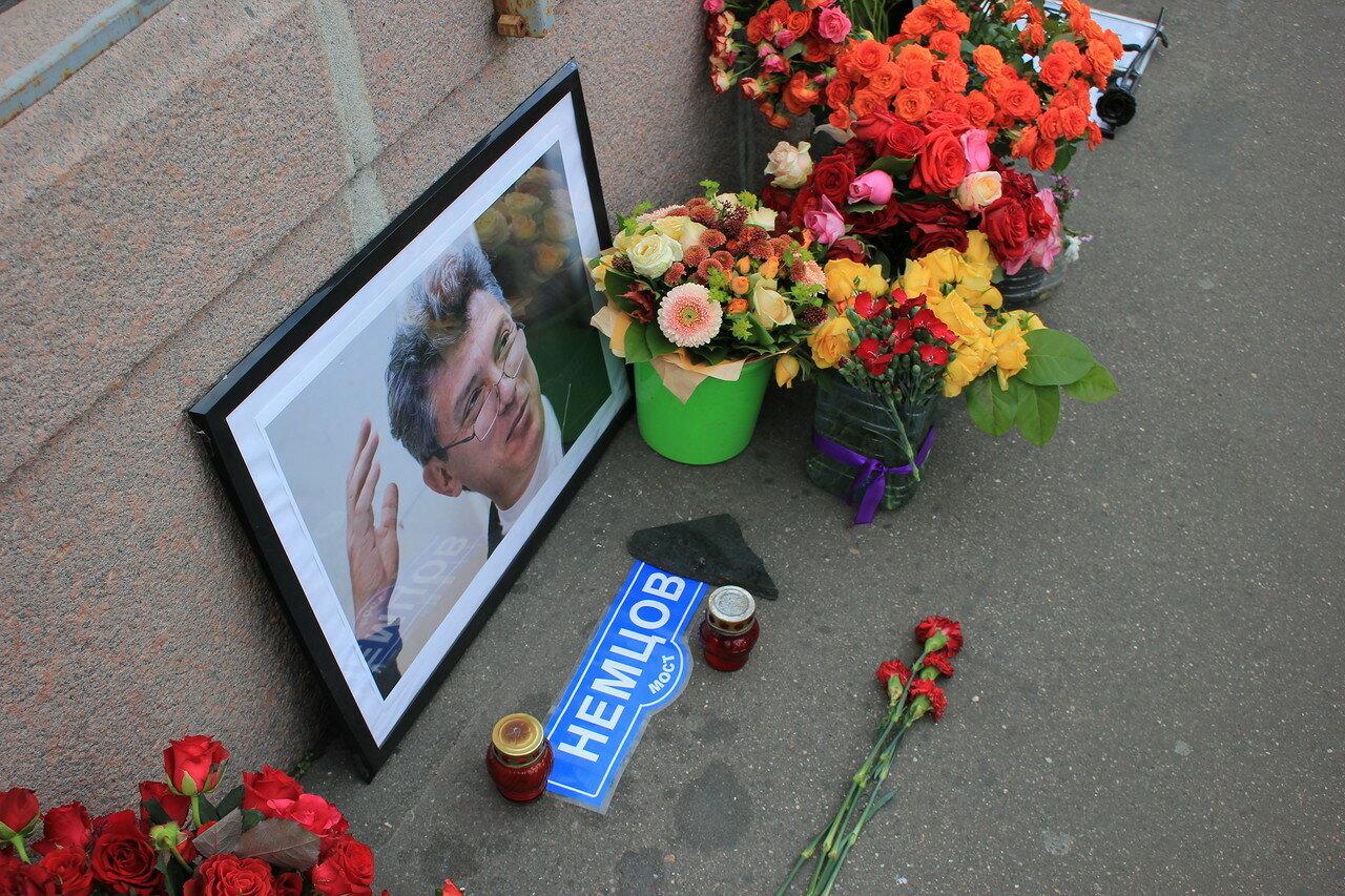 604 дня с момента убийства Бориса Немцова