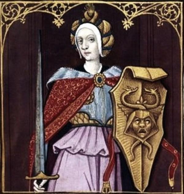 Minerve (Minerva) -- BnF Français 599 fol. 9.jpg