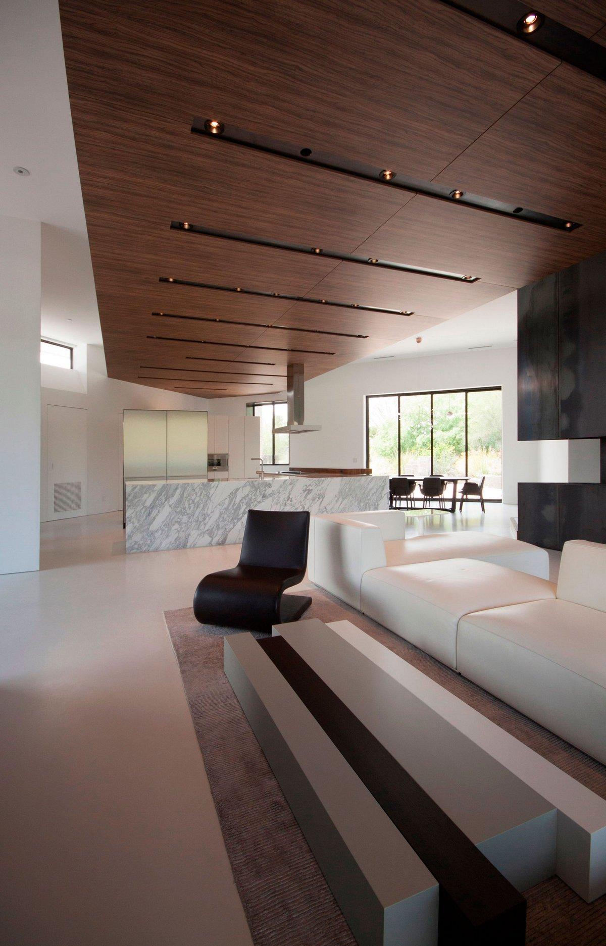 Обновленный интерьер дома в Парадайз Вэлли