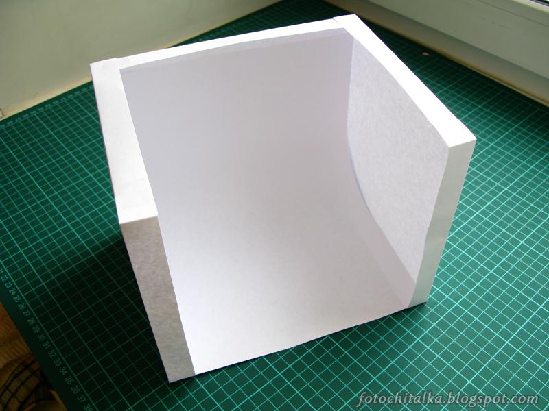 естественной как из коробки сделать фотобокс танец для