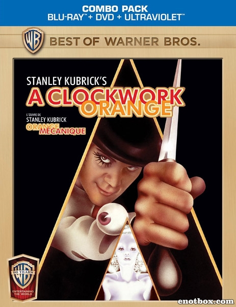 Заводной апельсин / A Clockwork Orange (1971/BDRip/HDRip)