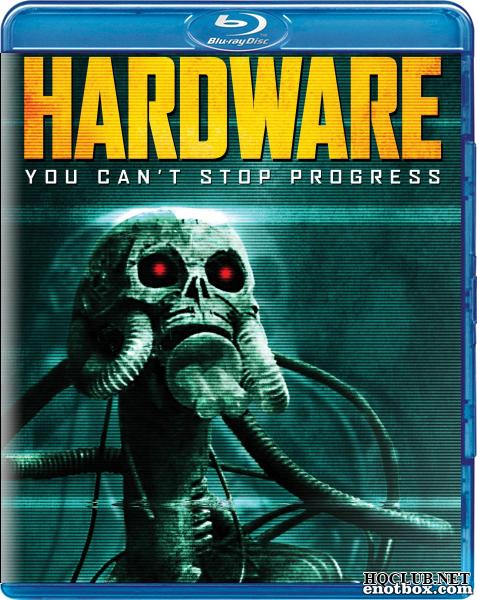 Железо (Железяки, М.А.Р.К. 13, Голова робота) / Hardware (M.A.R.K. 13) / (1990/BDRip/HDRip)