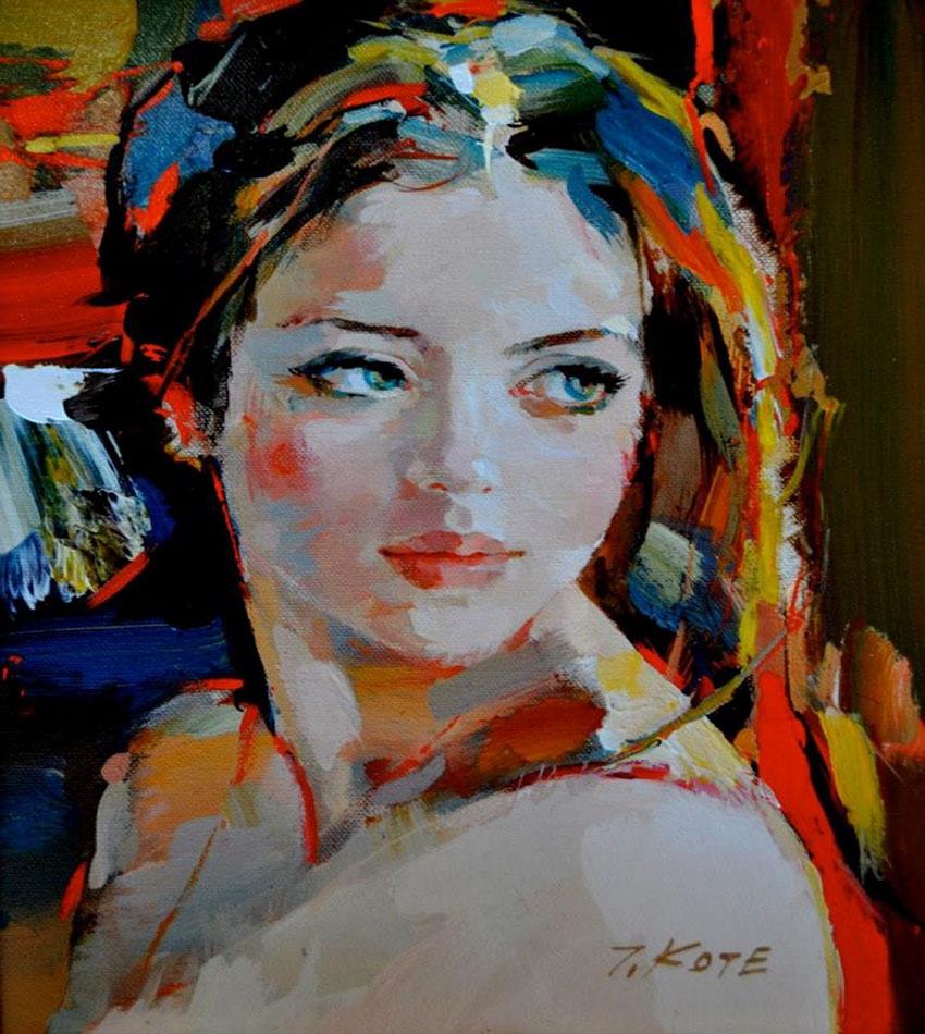 Paintings of Josef Kote