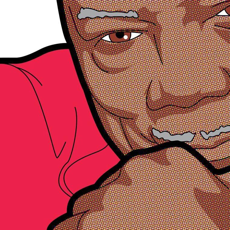 Jazz Portraits - Greg Guillemin devoile 60 portraits pour le Montreux Jazz Festival