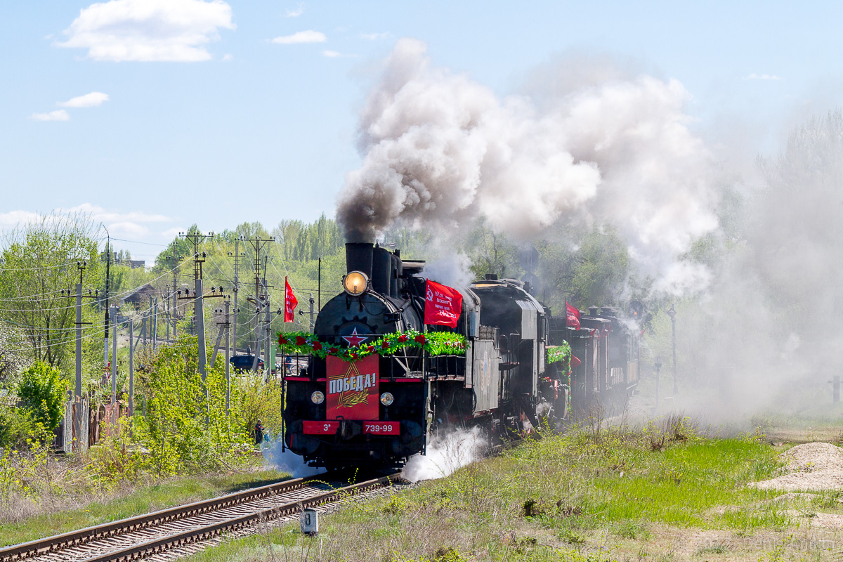 Ретро-поезд Победа фото 5