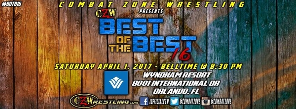 Post image of CZW Best Of The Best 16