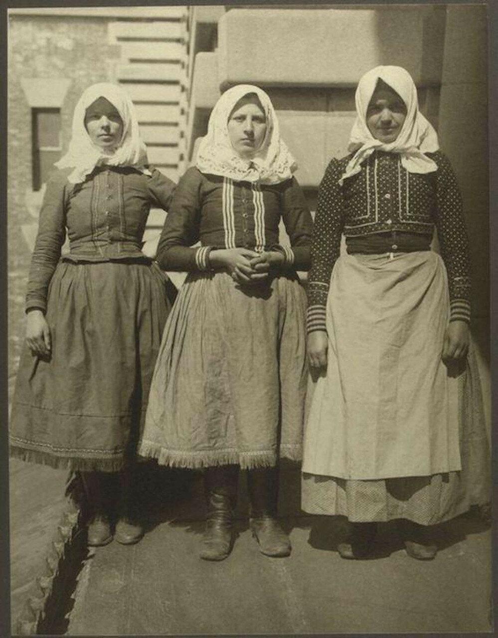 Женщины из Словакии