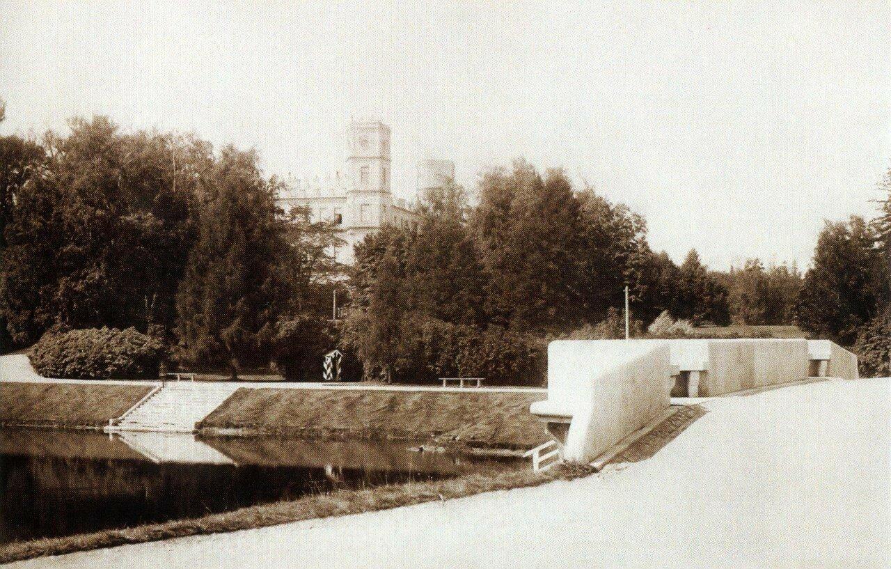 Вид от Карпина моста