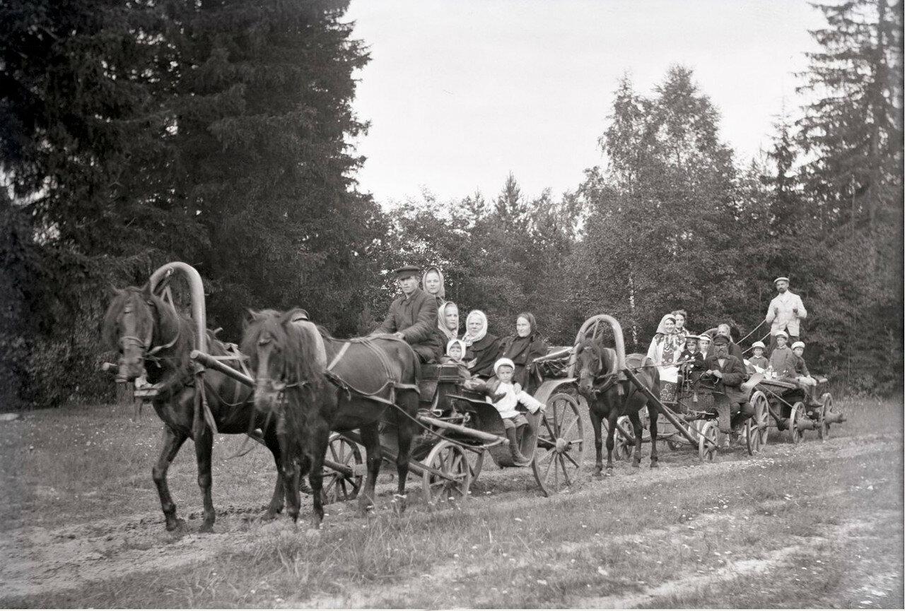 1897. В деревне