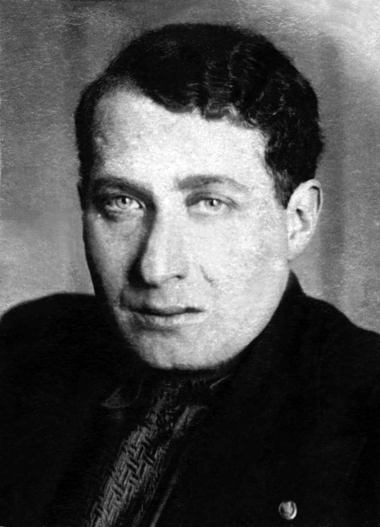 Борис Матвеевич Раскин (1907-1937). Челябинский ОК ВКП(б), сектор учета