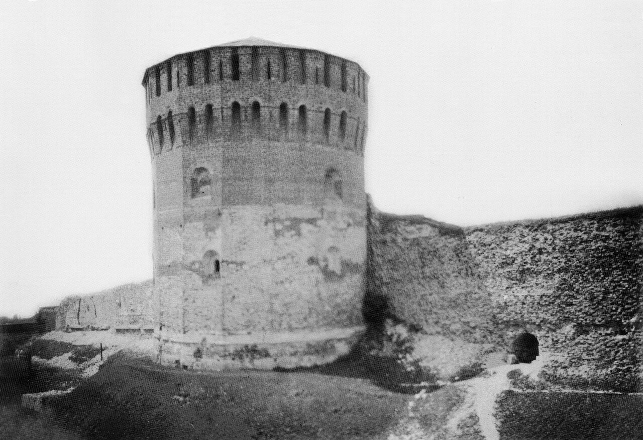 Евстафьевская башня. 1889
