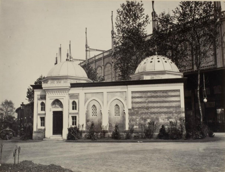 21. Турецкие бани