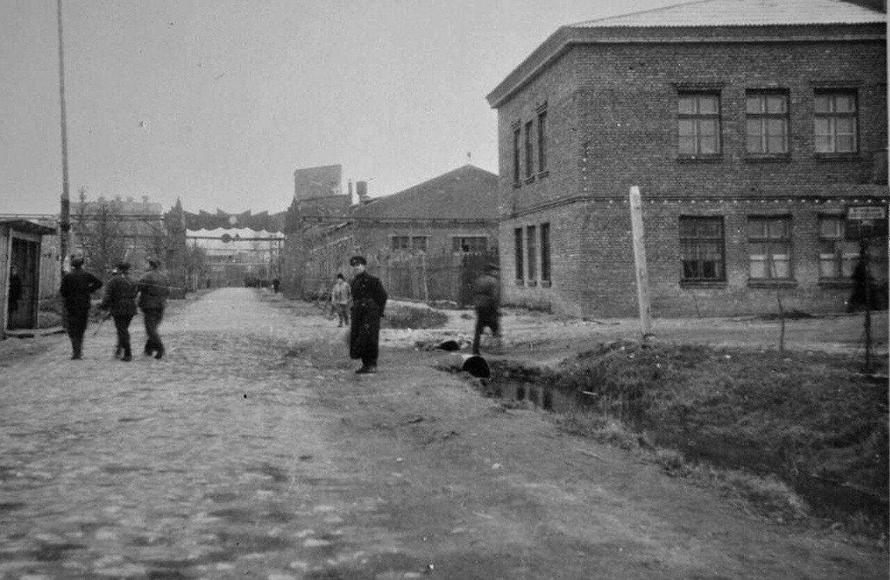 1945. Кусковский химзавод