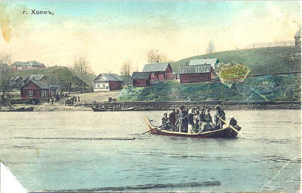 Вид на Татиловскую часть города