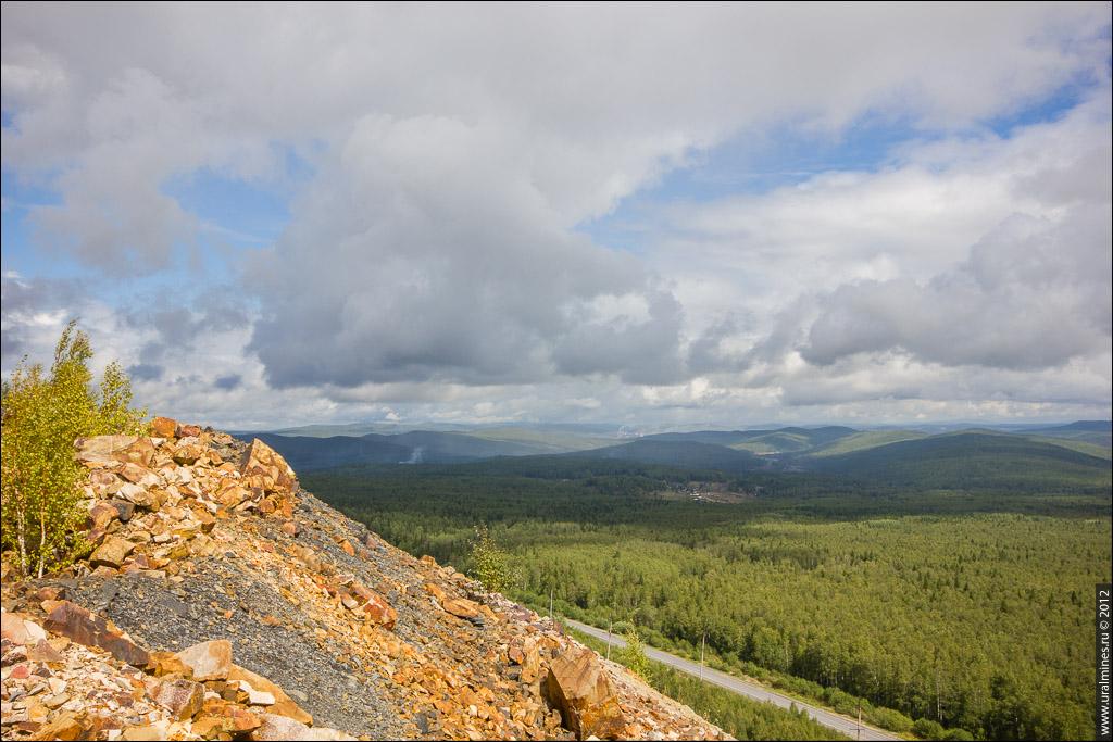 Рудник Иркускан: Восточно-Буландихинский карьер