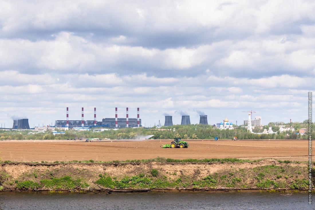 куриз по Москве-реке 2017 теплоход Сергей Образцов