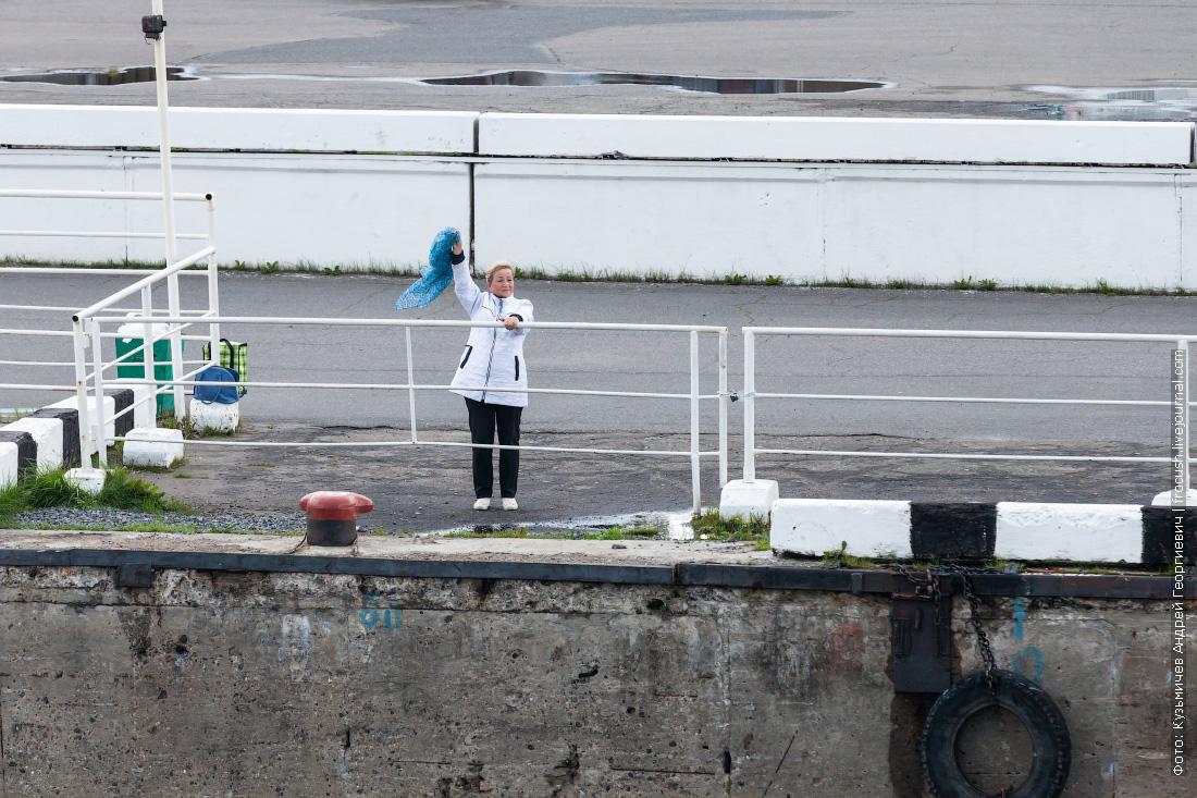 круиз в Архангельск