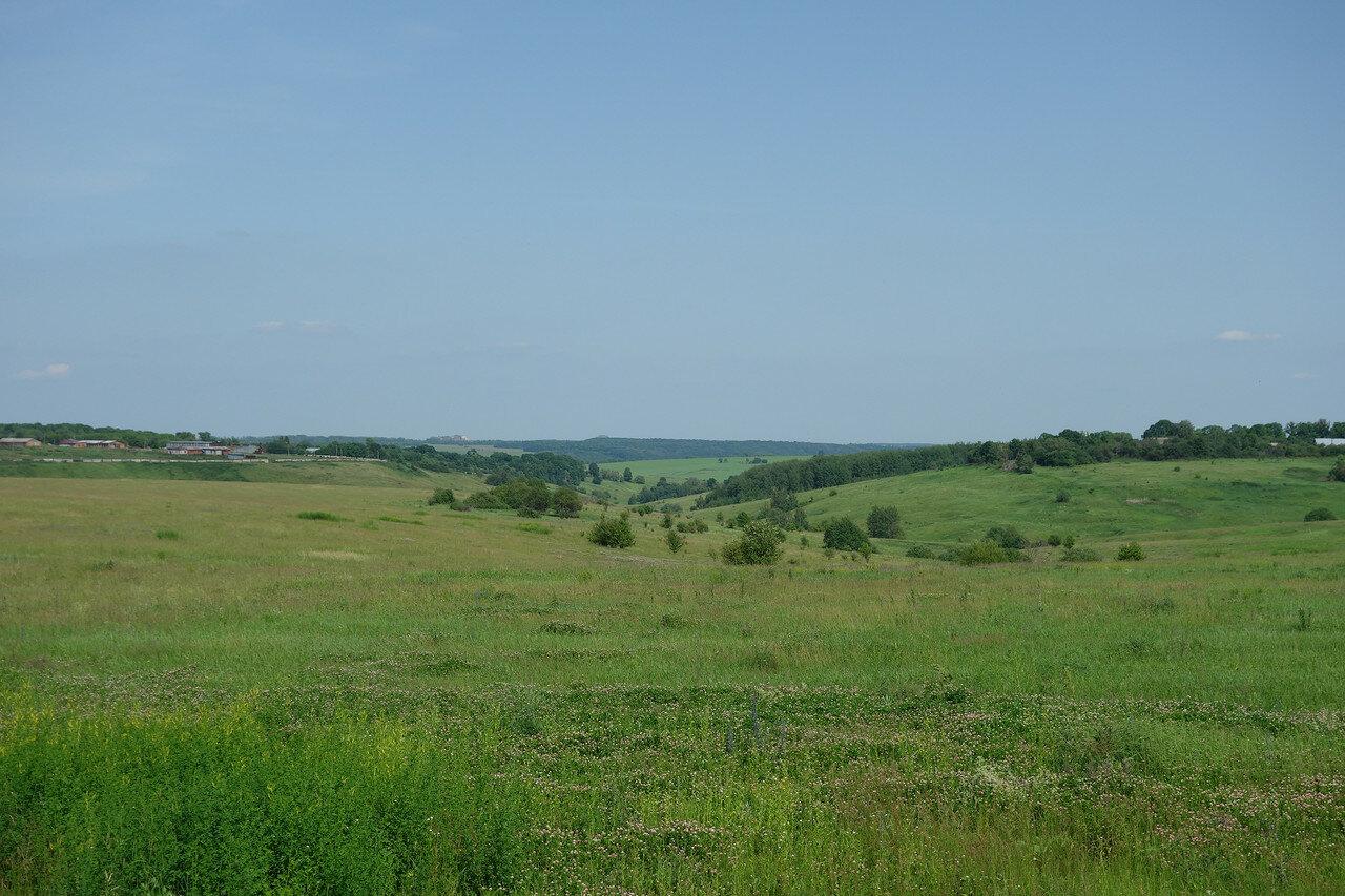 поля-луга-перелески тульские
