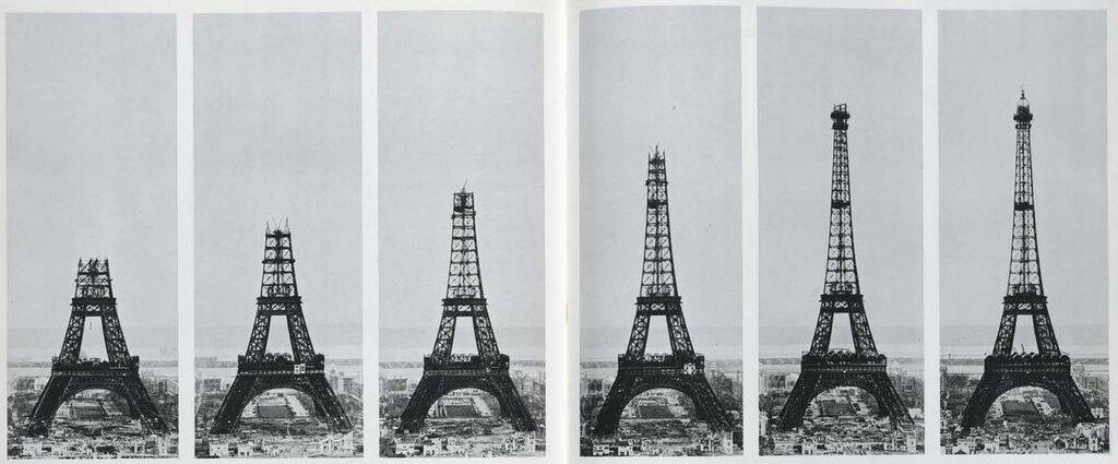 В смысле эйфелеву башню построили не эльфы картинка