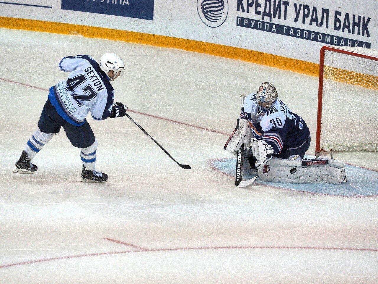 89Металлург - Нефтехимик 08.11.2016