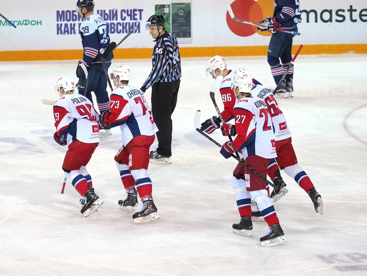 58Металлург - Локомотив 23.11.2016