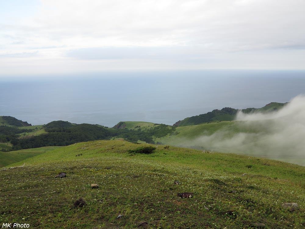 Вид на залив Анива