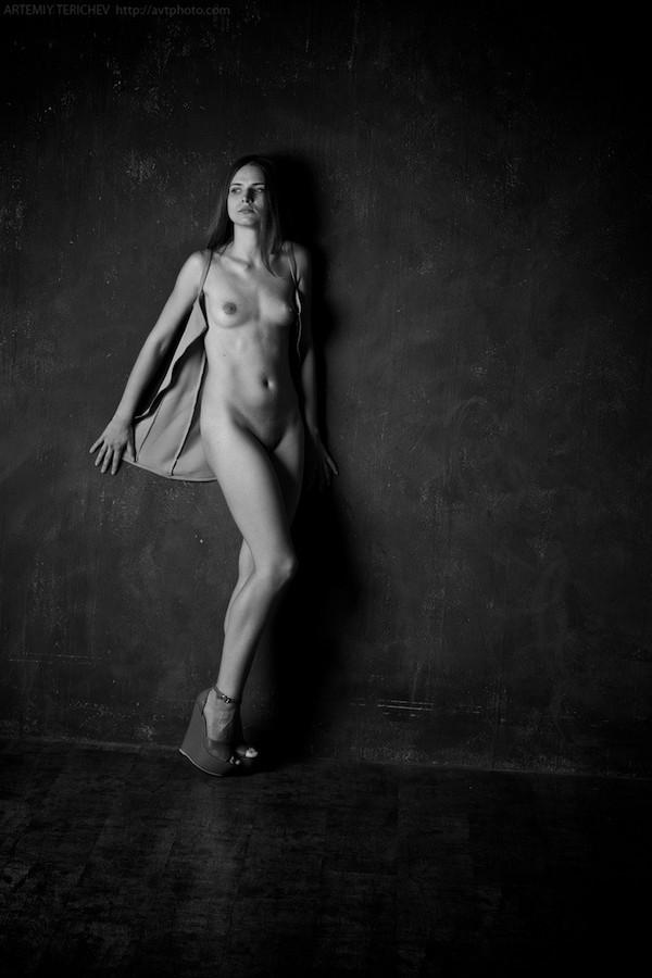 Фото в стиле «Ню» Артемия Теричева