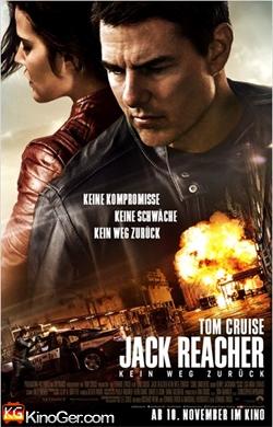 Jack Reacher 2: Kein Weg zurück (2016)