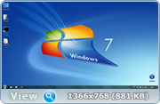 Windows 7 SP1 Max (RazchlenenkA)x64 by Bellish