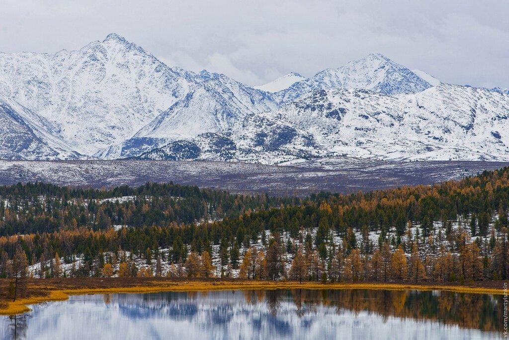 Озеро Киделю, Горный Алтай