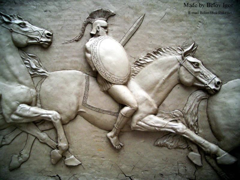 Maroosya скульптура